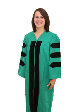 Doctoral Gown Gown, Faculty