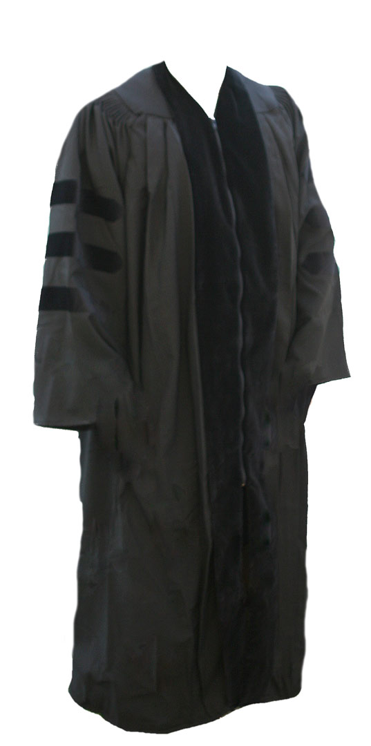 Esquire Doctoral Gown Gown, Faculty, Deluxe