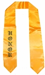 Pre-Printed Stoles graduation stoles, graduation gown stoles, stoles, colored stoles, customized stoles