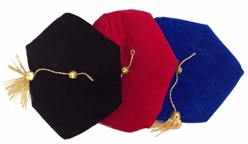 ?Velvet Tams | Faculty Hats