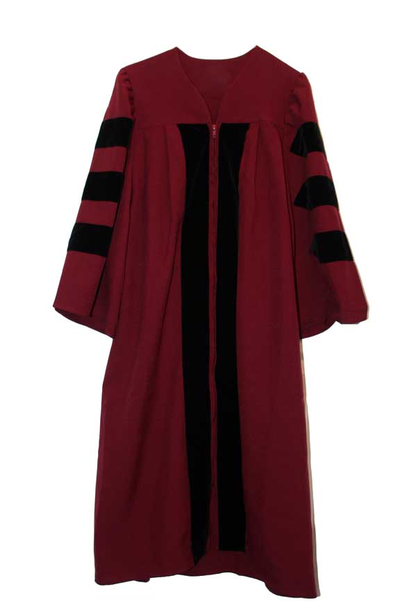 Doctoral Gown | PHD Robe