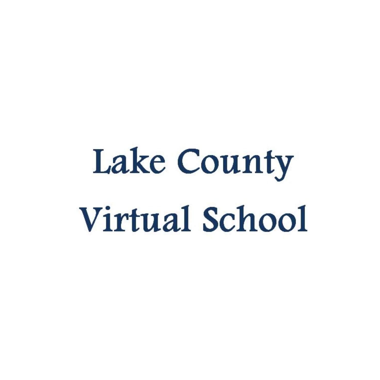 Lake County Virtual School Cap & Gown