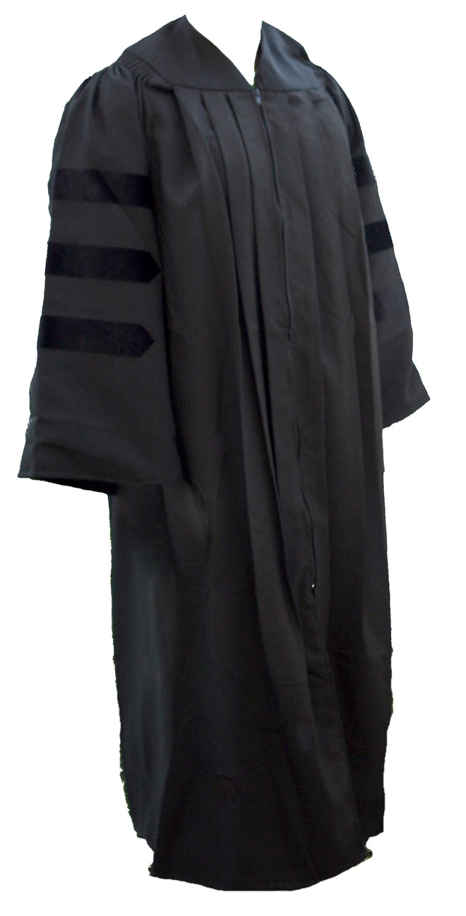 Esquire Faculty Gown | Deluxe Faculty Gown