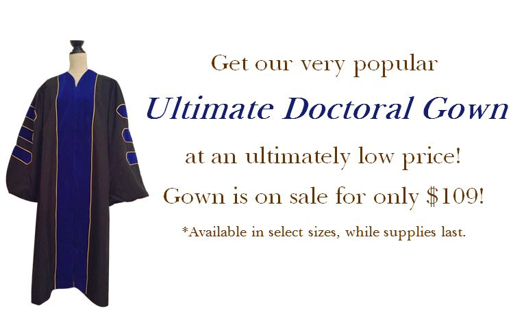 Economy Cap and Gown | Graduation Caps and Gowns