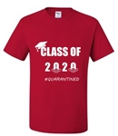 Class of 2020 Quarantine T-shirts - Color Quarantined, Class of 2020, T-shirt, Pandemic