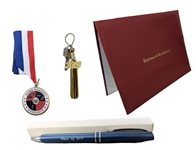 Home School/Graduate Package home school, home school package, graduate, graduate package, key ring tassel, diploma cover, medallion, pen, graduation gift, grad gift package, gift package