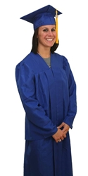 Bachelor Cap and Gown Set